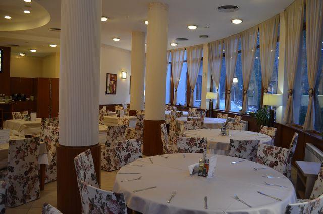 Orpheus Spa Hotel - Yemek