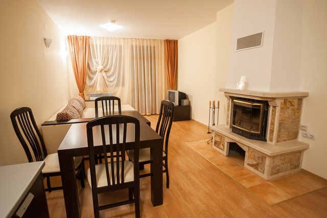 Pamporovo Castle - one bedroom apartment