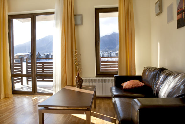 Murite Club Hotel - two bedroom apartment