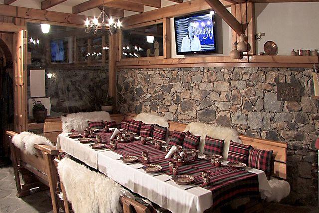 Kamelia Hotel - Yemek