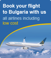 Flights to Bulgaria - book air tickets online